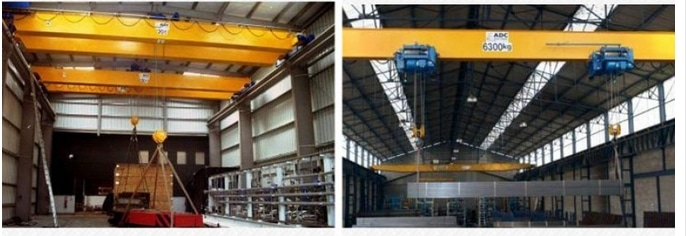 Levage industriel manutention lourde
