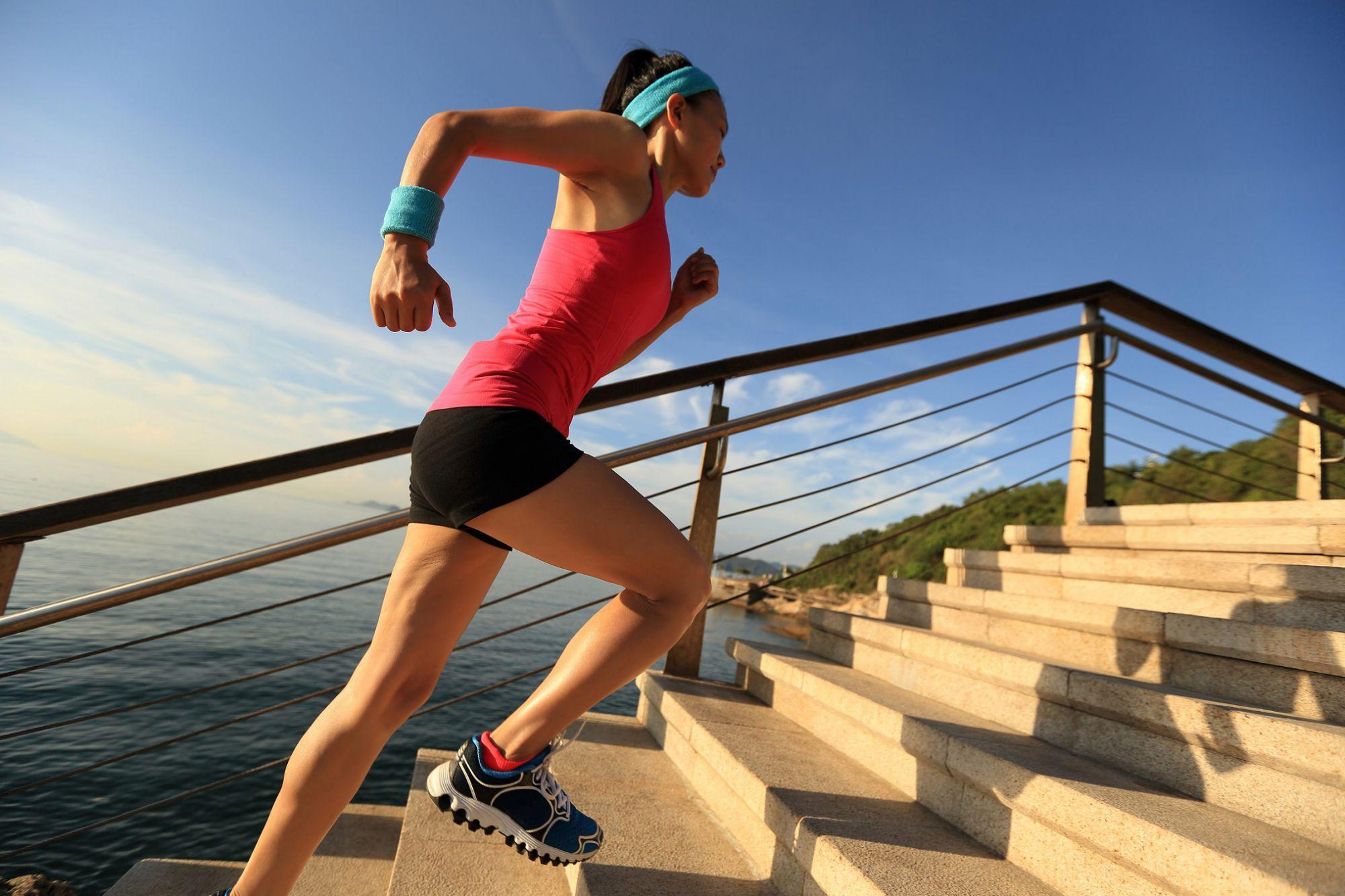 Le sport c'est bon pour la santé