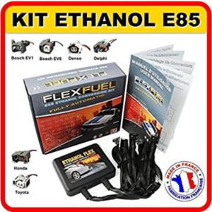 Kit bioéthanol