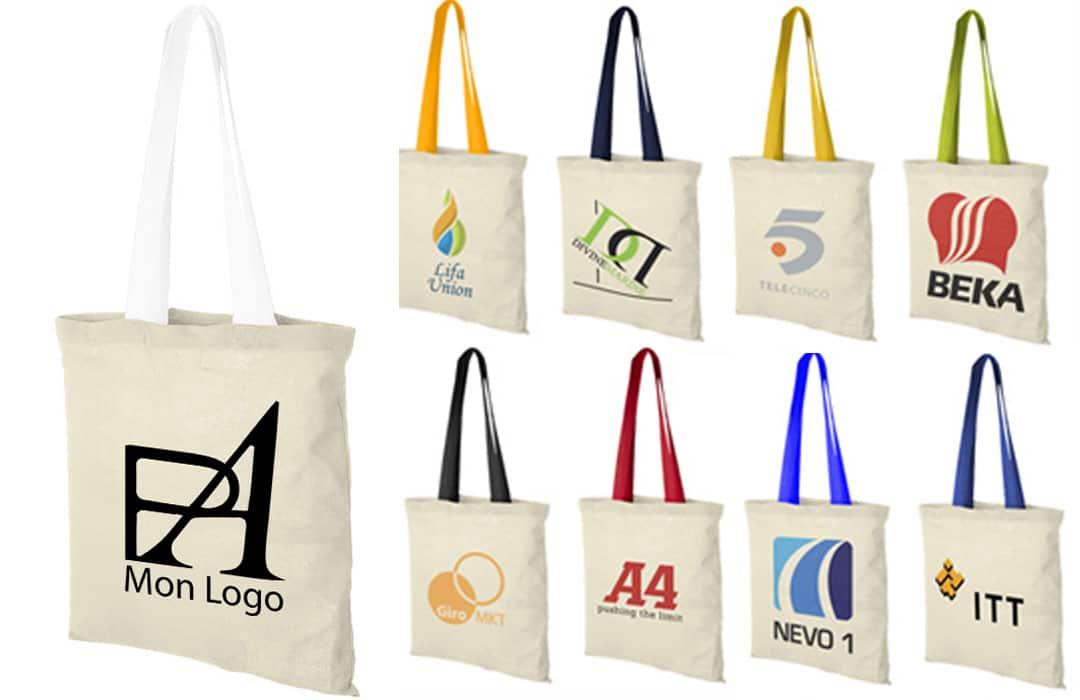 7f61b9c64b Tote bag personnalisé pas cher sur Pubavenue la référence de l'objet ...