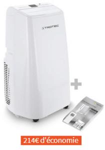 Promo climatiseur mobile ManoMano