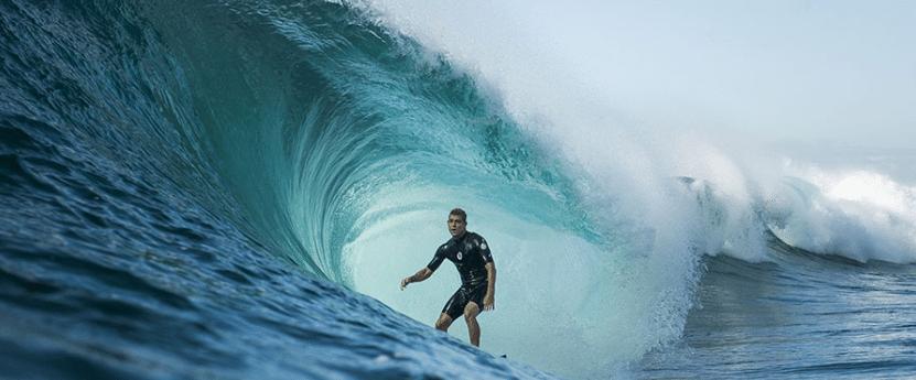 débuter le surf