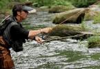 impact écologique pêche à la mouche