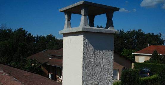 guide chapeau de cheminée