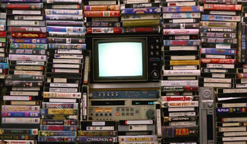 VHS en vrac