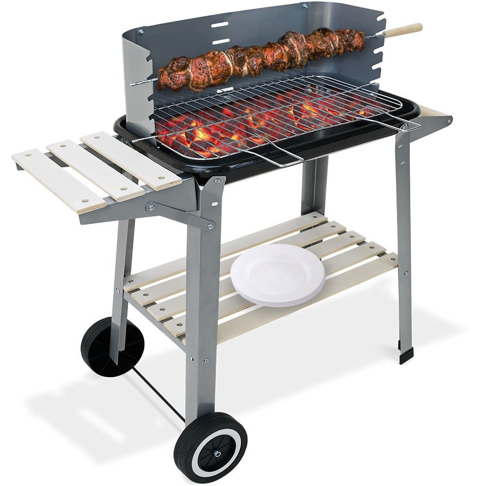 barbecue rectangulaire pas cher