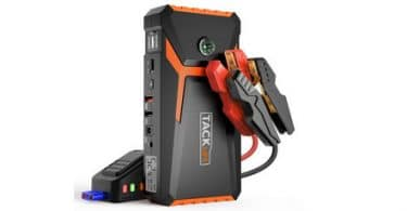 Test avis tacklife t8 booster batterie auto