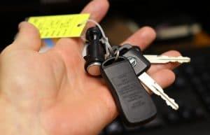 Démarches pour la vente d'une voiture