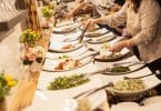 Restauration gastronomique à domicile